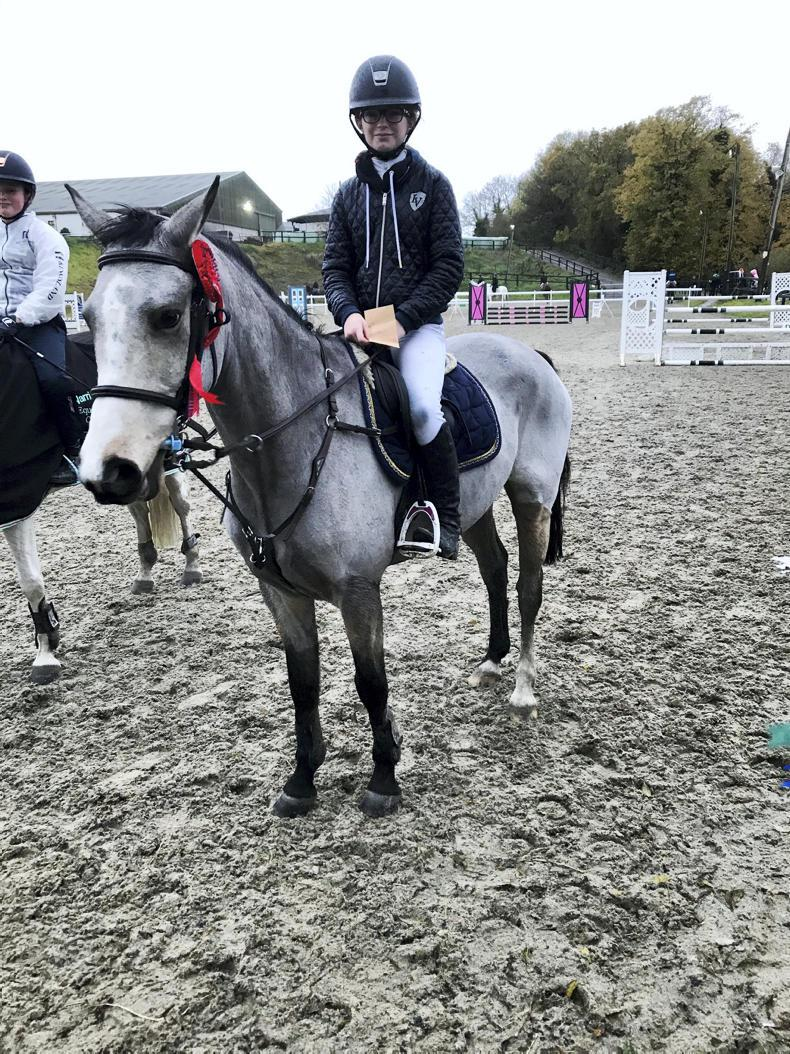 SHOW JUMPING:  Exciting finals go down to the wire