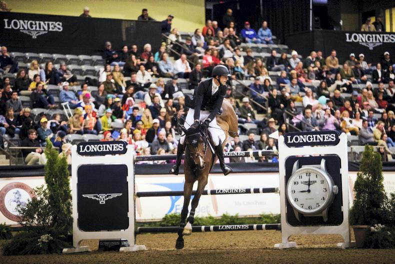 INTERNATIONAL: Coyle unstoppable in Lexington while Blake third in World Cup
