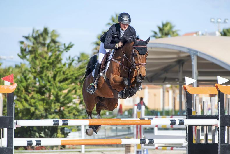 INTERNATIONAL: Irish riders dominant in Oliva