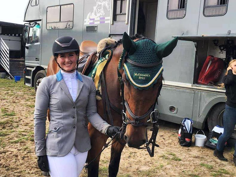 AMATEUR RIDER PROFILE: Julie O'Sullivan Gallagher