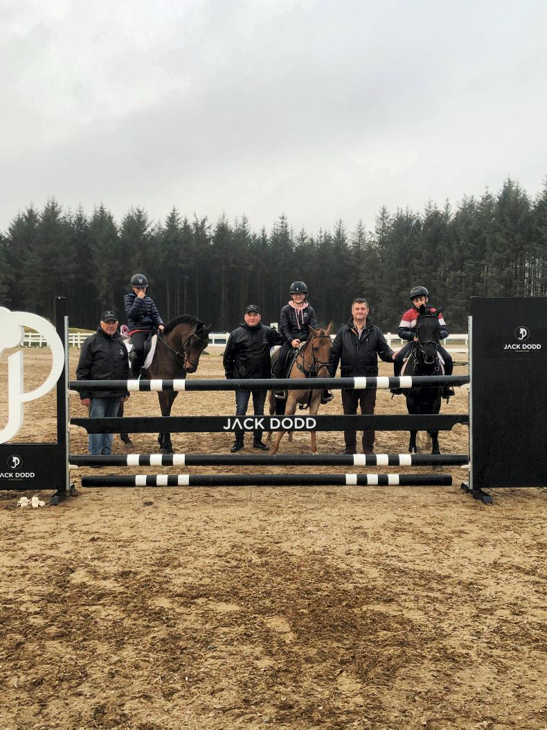 PONY TALES:  Duffy holds clinic for Jack Dodd Foundation