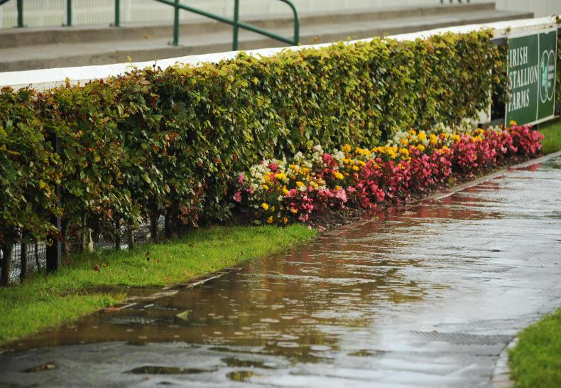 Waterlogging claims Doncaster's Flat finale
