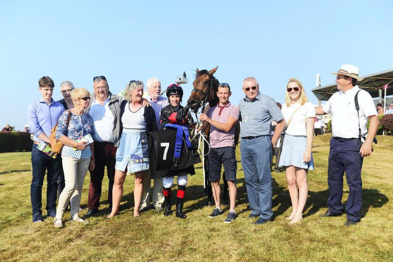 THE OWNER: Pulse Racing Ireland Syndicate