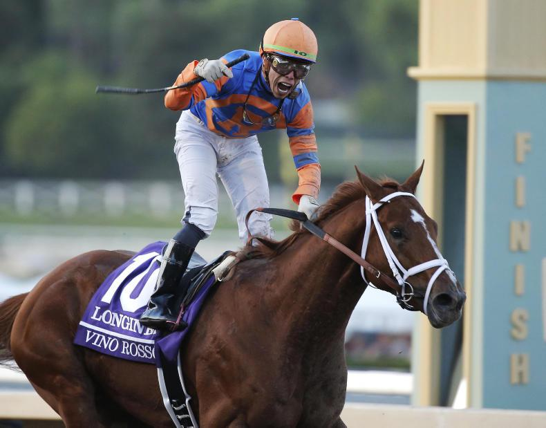 BREEDERS' CUP: Breeders' Cup ends on sombre mood