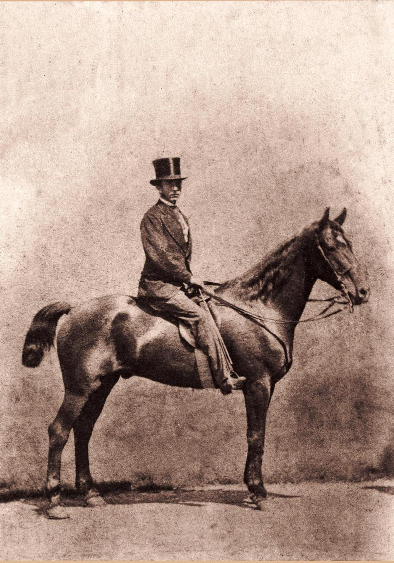 NEWS: RDS lecture on the origins of Dublin Horse Show