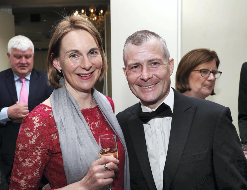 VIDEO: Pat Smullen receives top Cartier Award