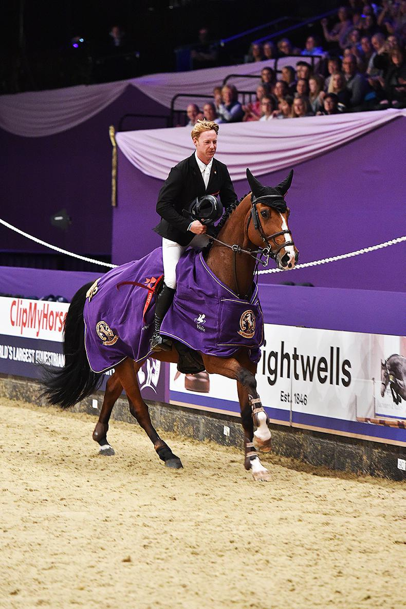 INTERNATIONAL: Two-star Spanish win for Condon