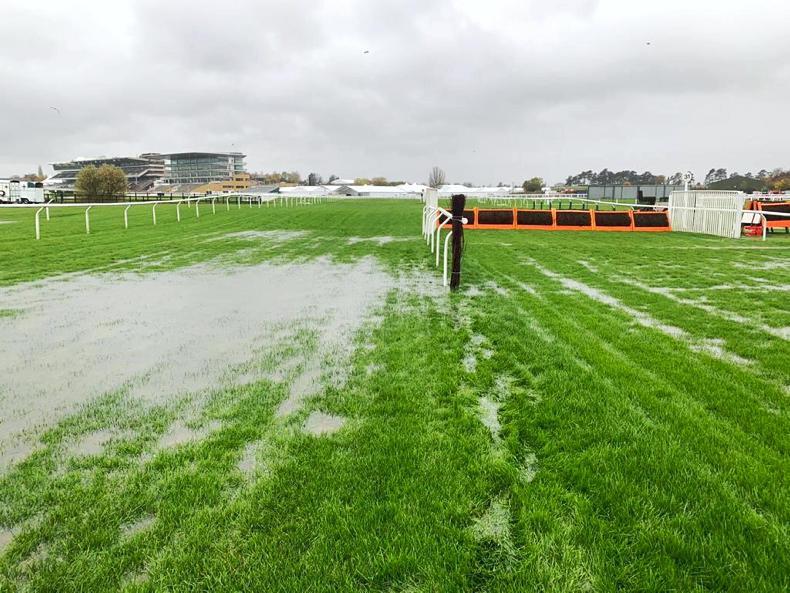 NEWS: Cheltenham Friday abandoned
