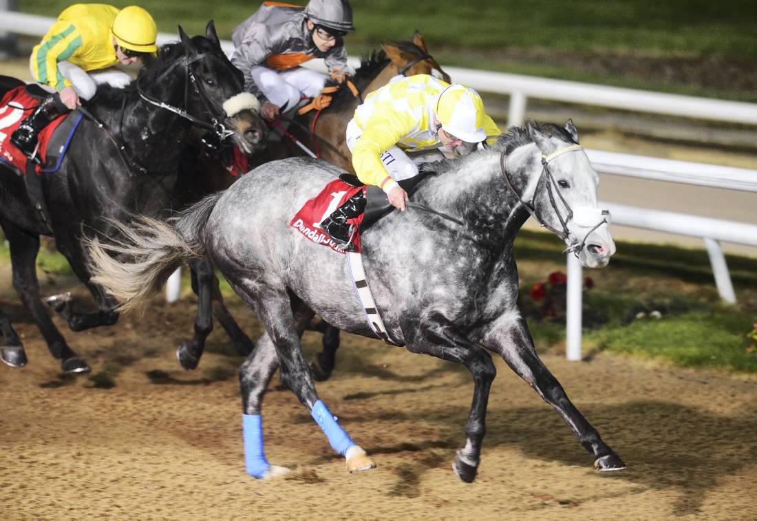 BRITAIN: Lingfield Joy for Collins