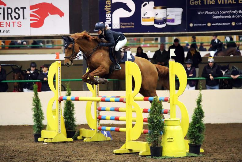 CAVAN INTERNATIONAL SHOW:  Amateur riders go all out for the ribbons