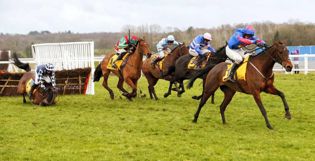 Calipto clipped to favourite for the Betfair Hurdle at Newbury