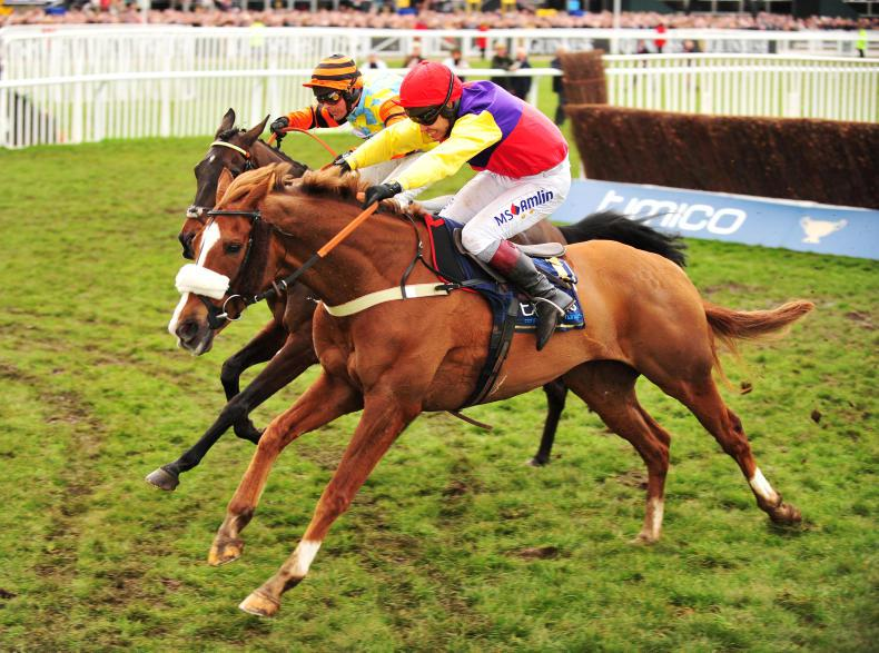 Native River working towards Many Clouds return