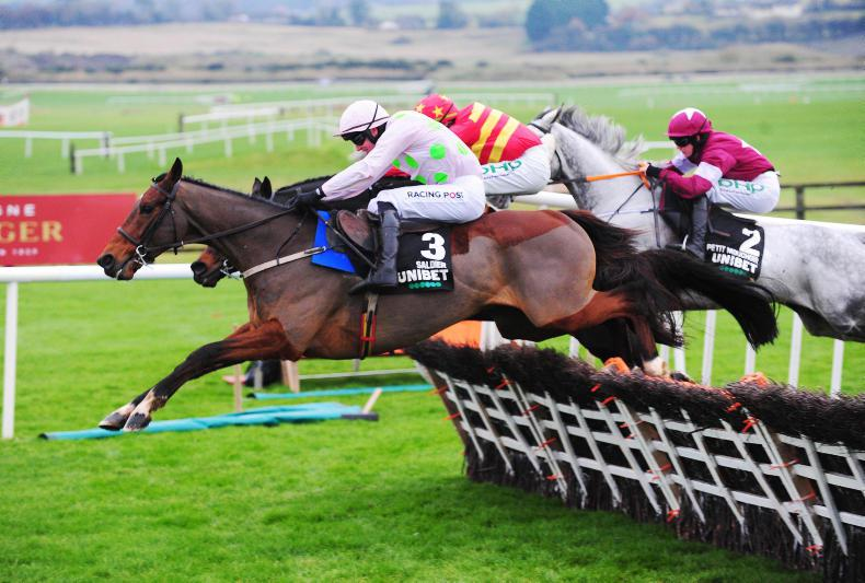 PUNCHESTOWN SATURDAY: Saldier surprises to take the honours