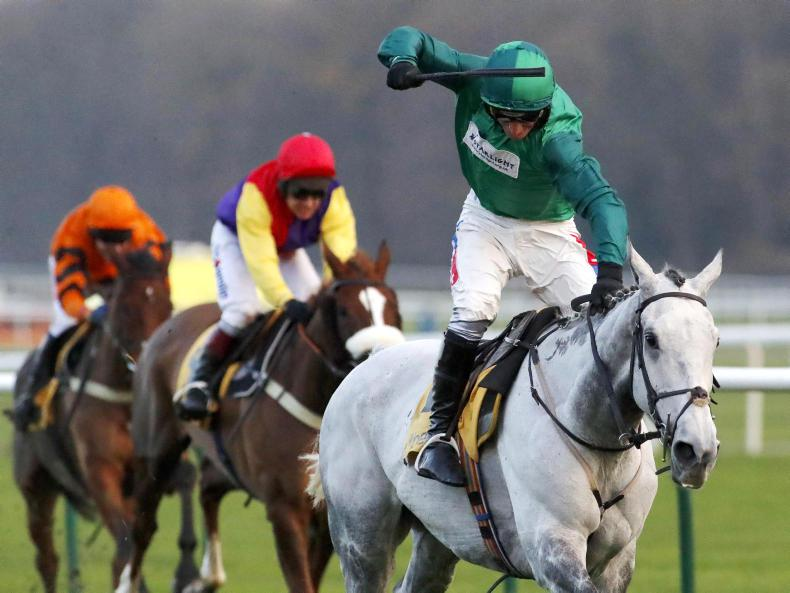 NEWS:  Bristol De Mai heads Betfair Chase six
