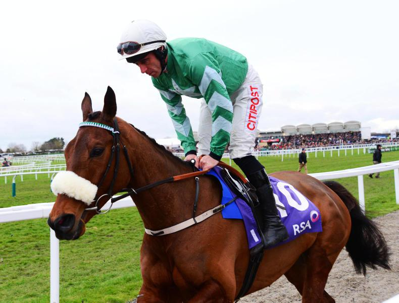 Punchestown a possible option for Presenting Percy return