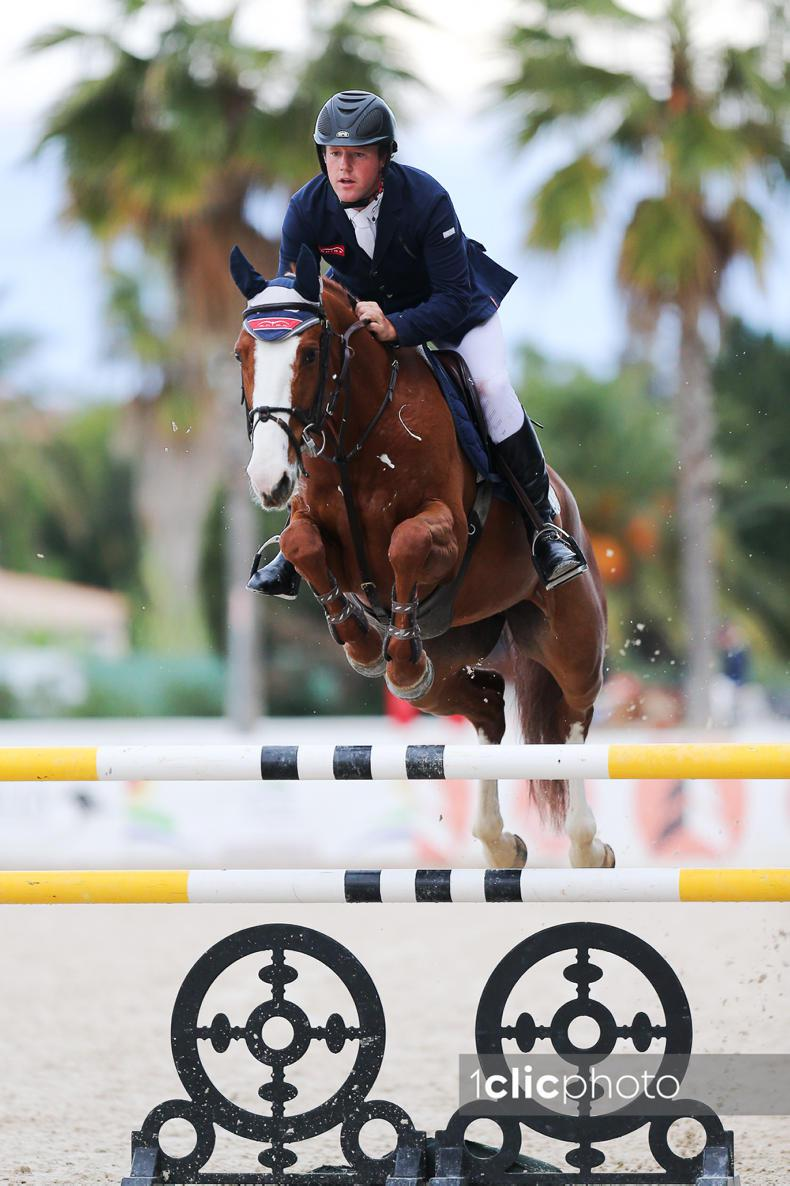 INTERNATIONAL: Duffy and Fitzpatrick land young horse finals