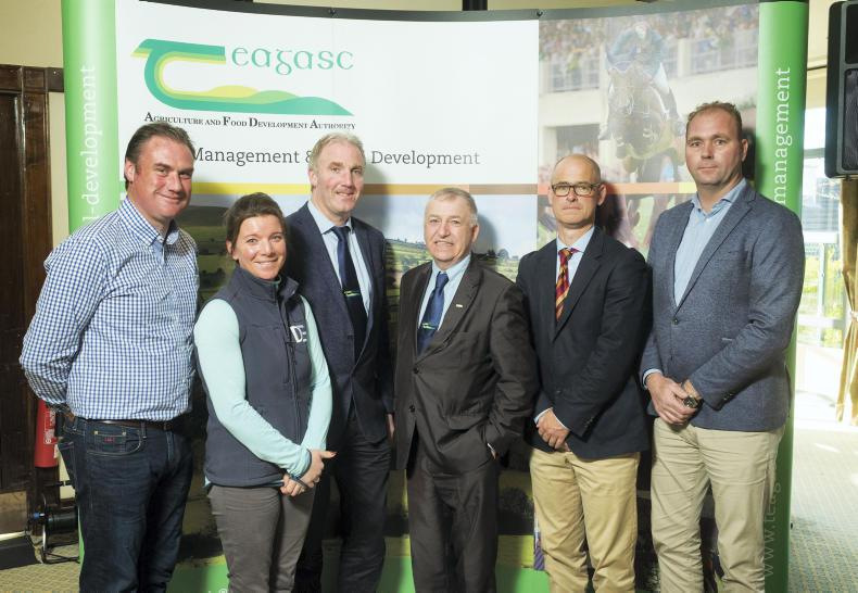 TEAGASC EQUINE CONFERENCE: Experts shun overproduction of young horses