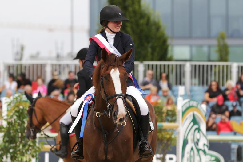 EQUESTRIAN RIDER PROFILE: Kayleigh Soden