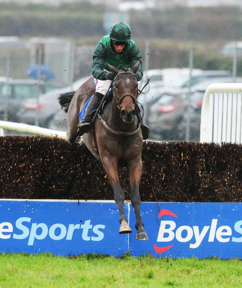 THURLES THURSDAY: Footpad fired up on comeback