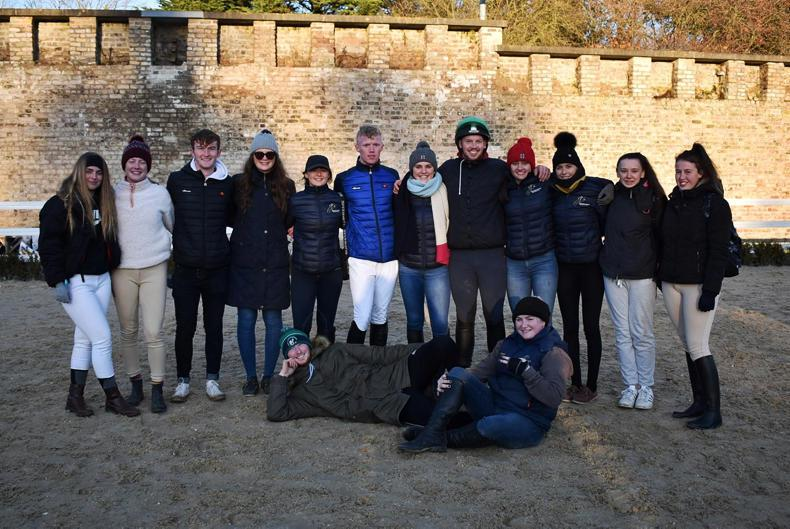 PONY TALES: Top marks for UCD team