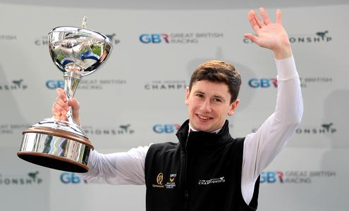 Oisin Murphy lands Japan Cup gold with Suave Richard