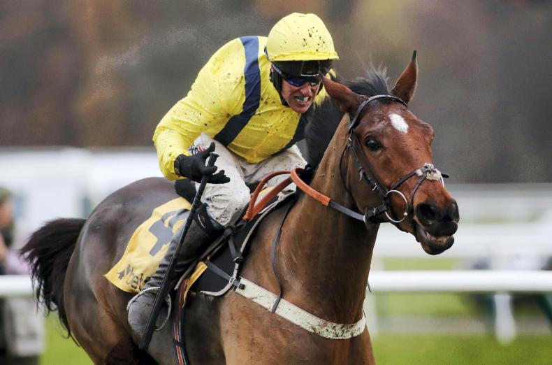 SIMON ROWLANDS:  Don't get 'Lost' in Betfair win