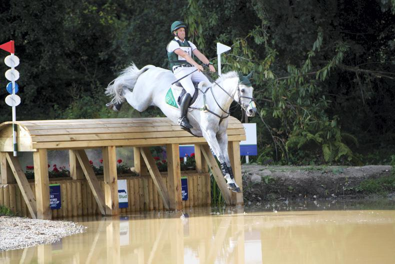 EVENTING TOP 10: Puissance tops sires table