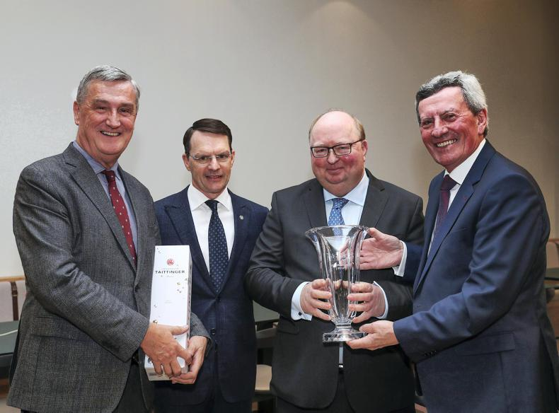Magical evening for Curragh Award winners