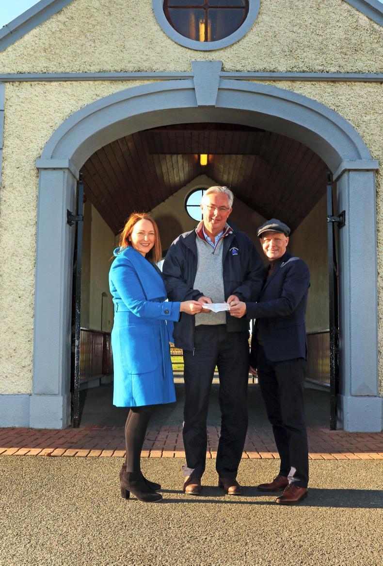 Sheikh Hamdan donates €500,000 to Cancer Trials Ireland