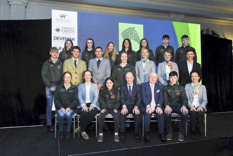 Horse Sport Ireland honours star athletes of 2019