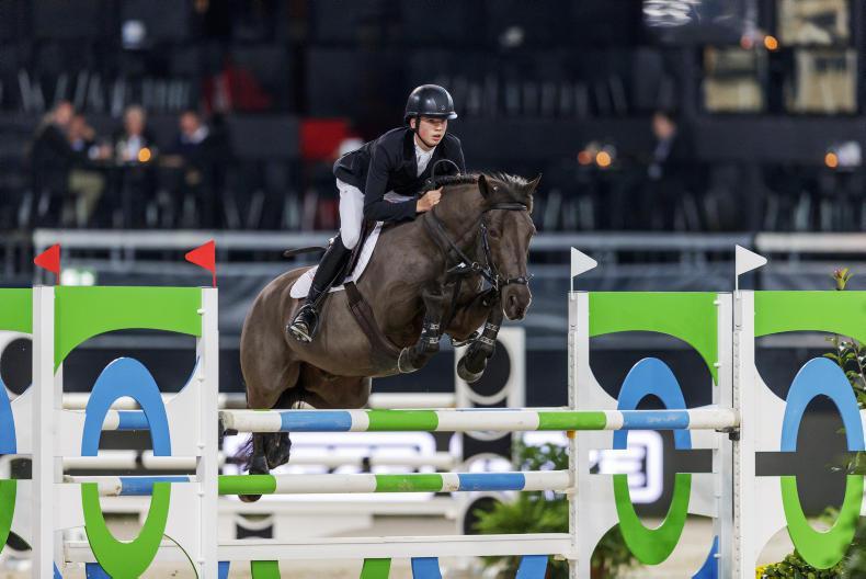 INTERNATIONAL: McEntee wins in Stuttgart