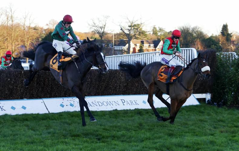 Fry has solution to Ascot puzzle