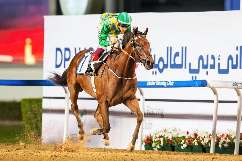 INTERNATIONAL RACING: Racing steps up a grade at Meydan