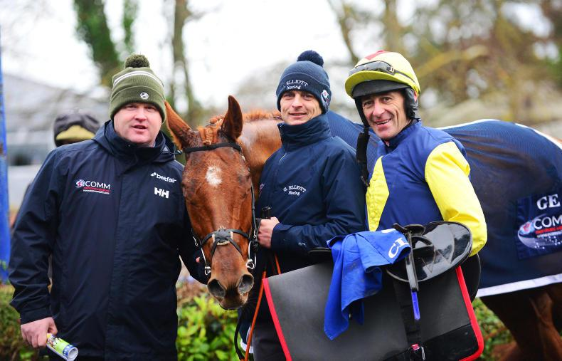 CLONMEL THURSDAY: Exciting finish for Storyteller
