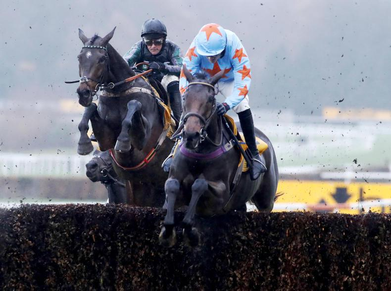 BRITISH PREVIEW: Evergreen Sceaux can make Tingle Creek history