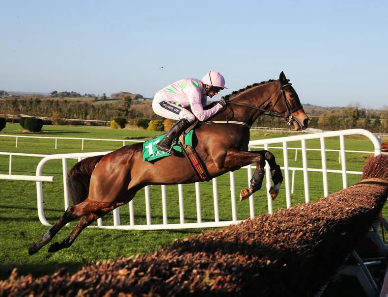 LEOPARDSTOWN SUNDAY: Vautour looking to improve