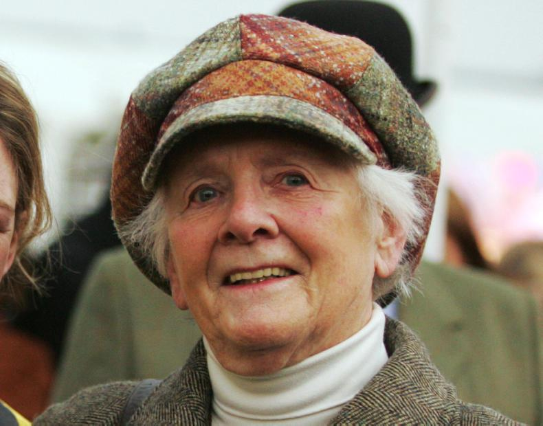 JOAN MOORE: An iconic figure of Irish jump racing