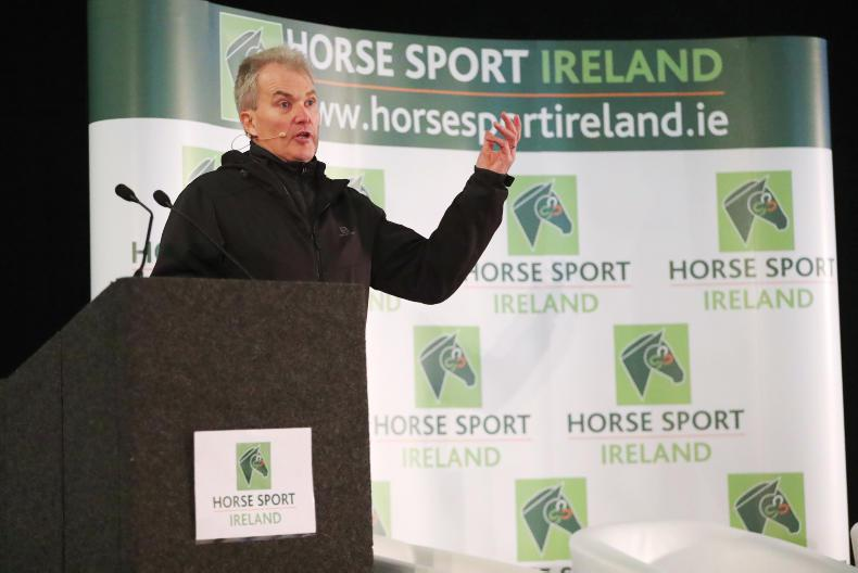 HSI CONFERENCE: Supple seat is essential foundation for good riding