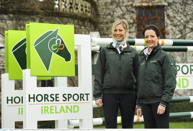 DRESSAGE: Ireland's Anna Merveldt joint eighth in Austrian World Cup Grand Prix