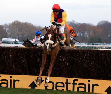 Native River back in business at Aintree