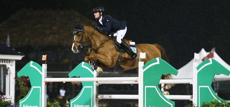 SHOW JUMPING: Darragh Kenny fourth in five-star Grand Prix in France