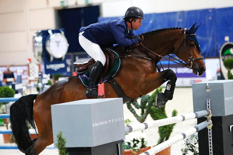 SHOW JUMPING: Two-star Grand Prix win for Cian O'Connor