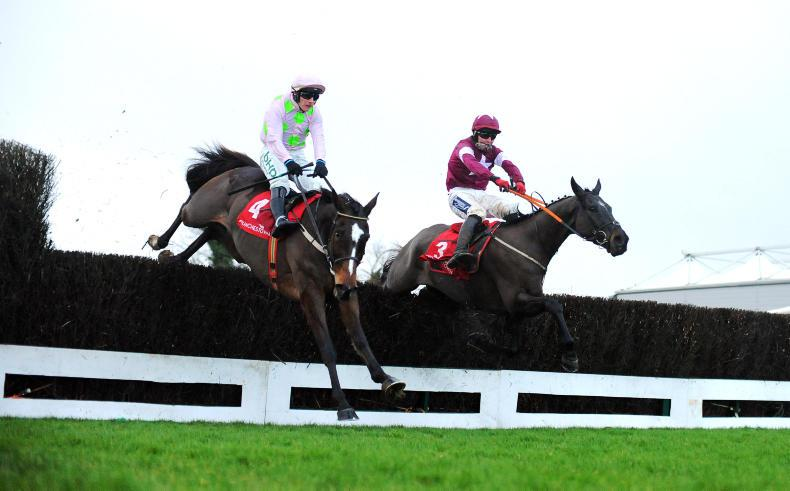 PUNCHESTOWN SUNDAY: Min gets job done