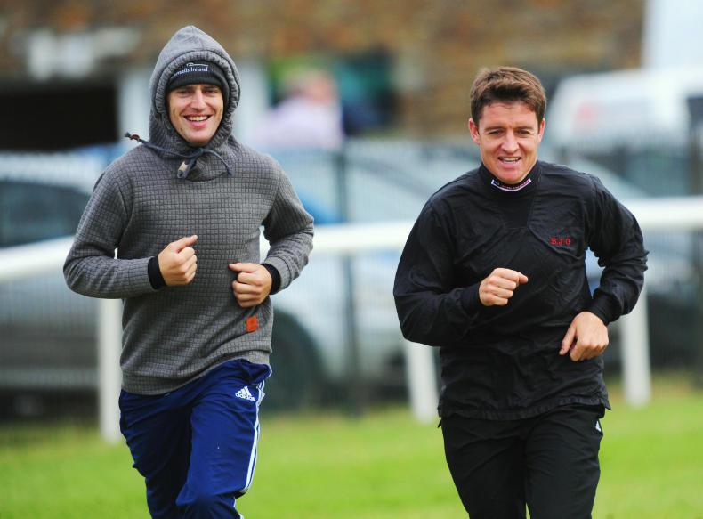 HEALTH: Benefits of exercise are immeasurable