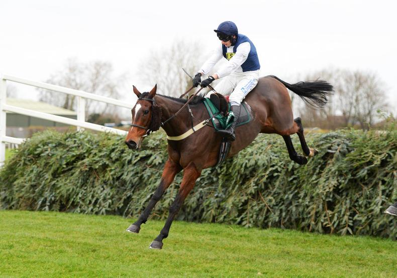BRITAIN: Mill on the Aintree double