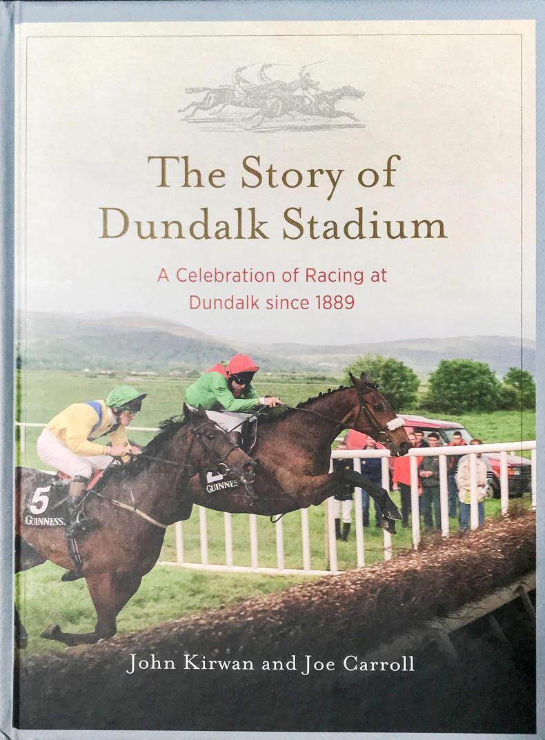 AIR COLUMN: DUNDALK: Charting the history of Ireland's only all-weather track