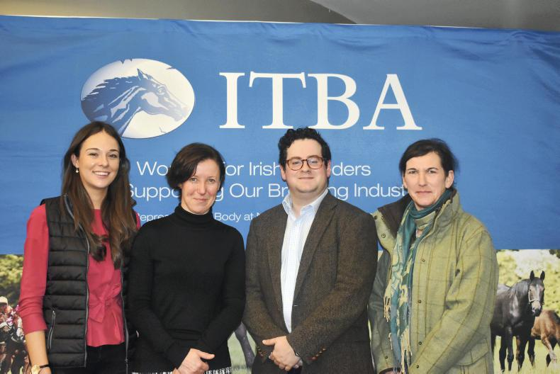 HORSE SENSE: Breeders learn from the best at ITBA workshop