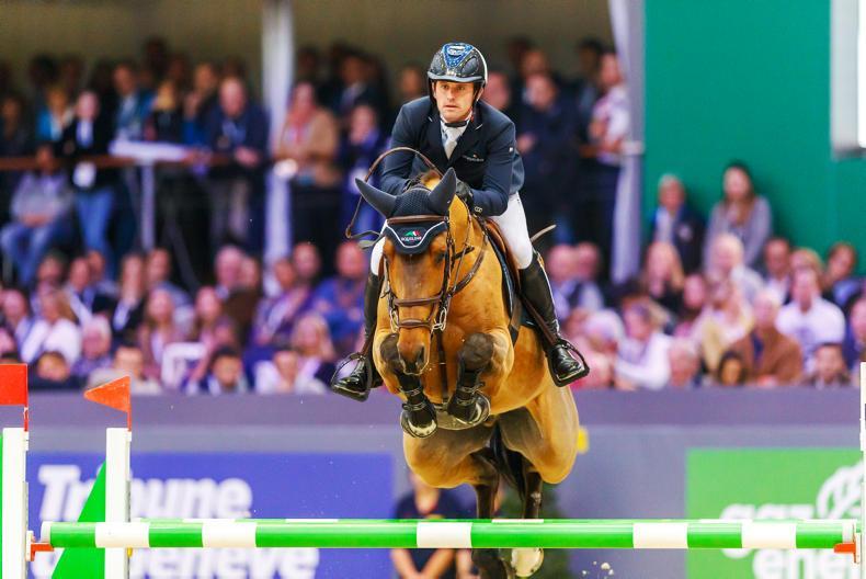 Darragh Kenny runner-up in Rolex Top 10 Final