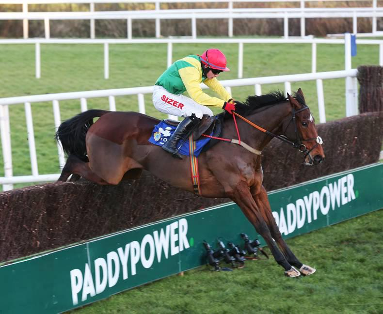 Turn's half-brother Wakanda wins Grade 2 chase