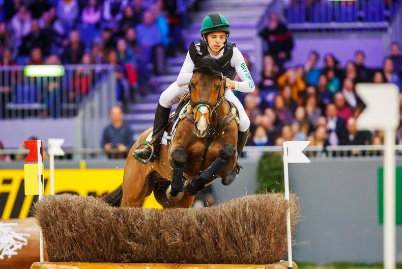 INTERNATIONAL:  Dazzling win for Daniels and Alcatraz